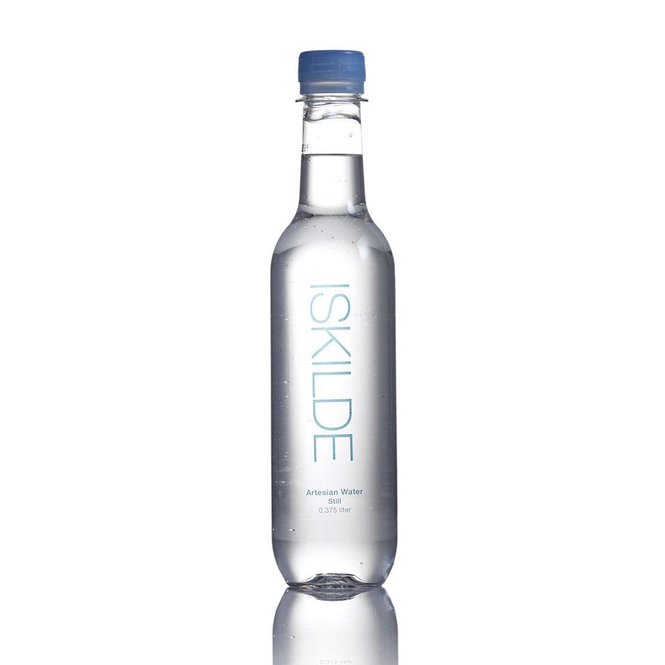 Artesisk vand i PET flaske - Iskilde